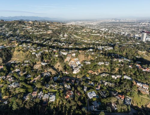 Los Angeles Celebrity Properties in the News July 24 2018